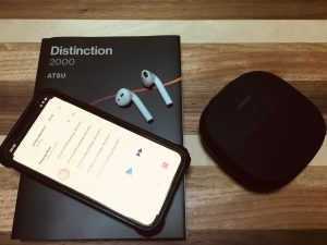 Distinction 2000 音声